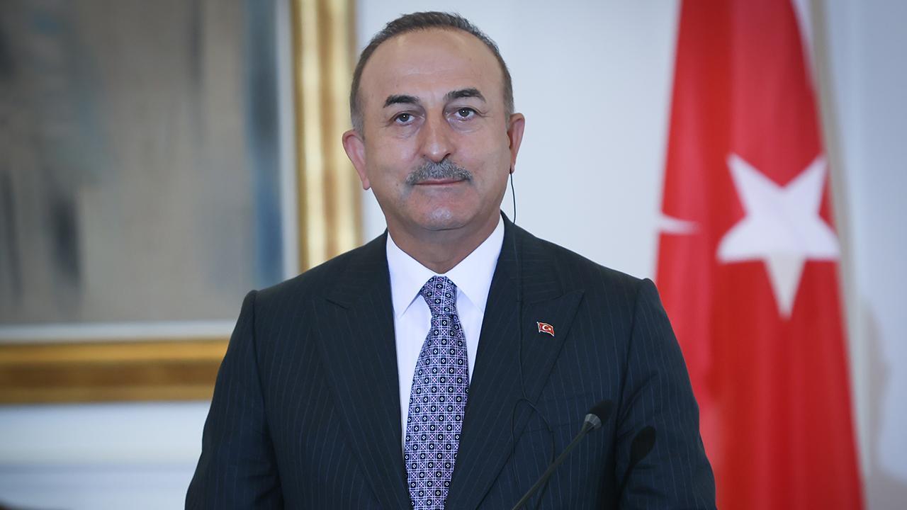 Çavuşoğlu Tunuslu mevkidaşı ile görüştü