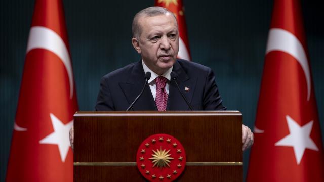 Erdoğanın Cumhurbaşkanlığı Hükümet Sistemindeki üçüncü yılı