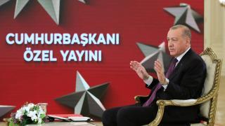 Cumhurbaşkanı Erdoğan: Cuma günü yeni müjdeyi vereceğiz