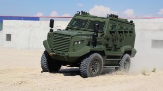 Afrika'nın güvenliği Türk zırhlılarına emanet