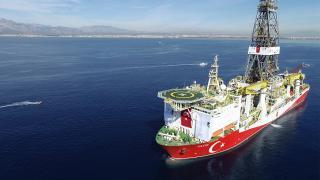 Türkiye'nin gururu Fatih'ten 540 milyar metreküplük doğal gaz keşfi