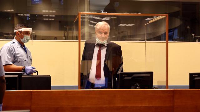 """""""Bosna kasabı"""" Mladic için karar günü"""