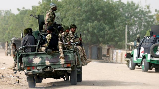 """Uluslararası Af Örgütünden """"Nijerya"""" açıklaması"""