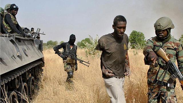 Nijeryada rehin tutulan 11 kişi serbest bırakıldı