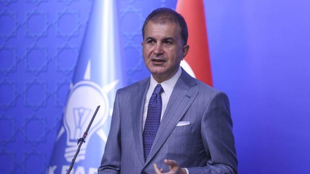 AK Parti Sözcüsü Çelik: Cumhurbaşkanımız Yeni Anayasa sürecine sahip çıkılsın dedi