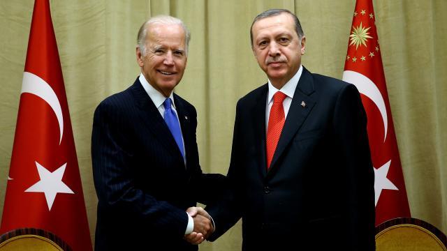 ABDden Erdoğan-Biden görüşmesiyle ilgili açıklama