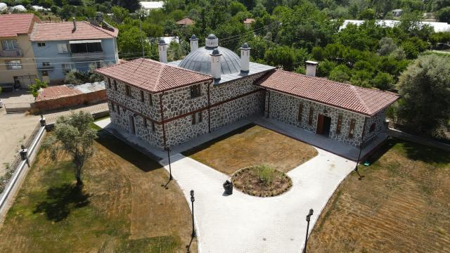 Eskişehirdeki 47 yıllık hamam restore edildi