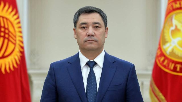 Kırgızistan Cumhurbaşkanı Caparov, Türkiyeyi ziyaret edecek