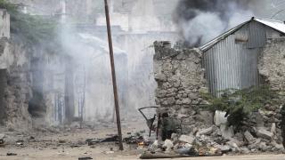 Somali'de Eş-Şebab'ın bomba ürettiği evde patlama: En az 60 ölü