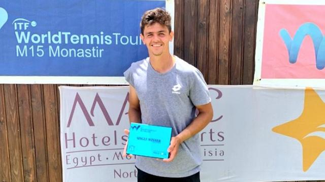 Milli tenisçi Yankı Erelden Tunusta şampiyonluk geldi
