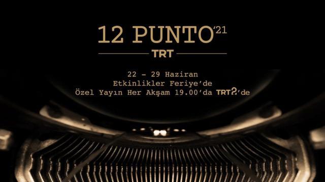 '12 Punto TRT Senaryo Günleri' için geri sayım başladı