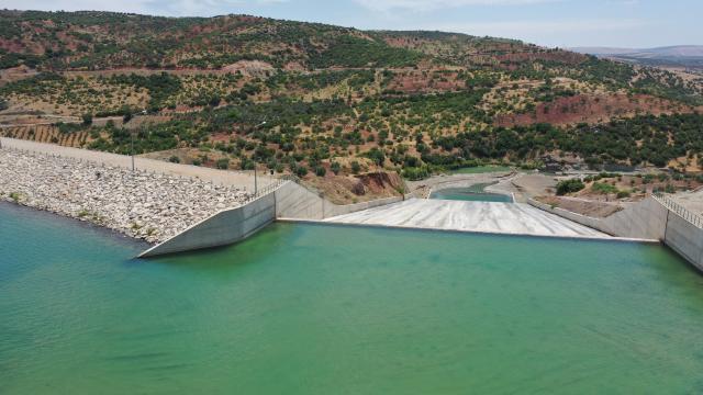 Yukarı Afrin Barajı yarın açılacak
