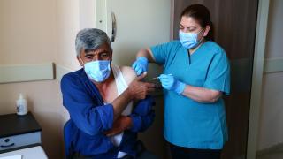 Nevşehir'de aile sağlığı merkezlerinde BioNTech aşısı yapılmaya başlandı