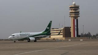 Uluslararası Bağdat Havalimanı'na İHA saldırısı