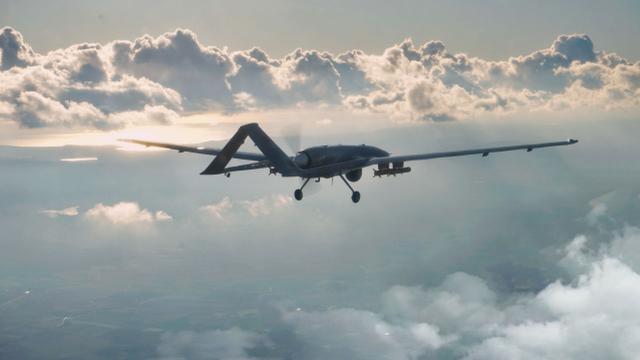 Türk SİHAları F-35lerle uyumlu çalışacak