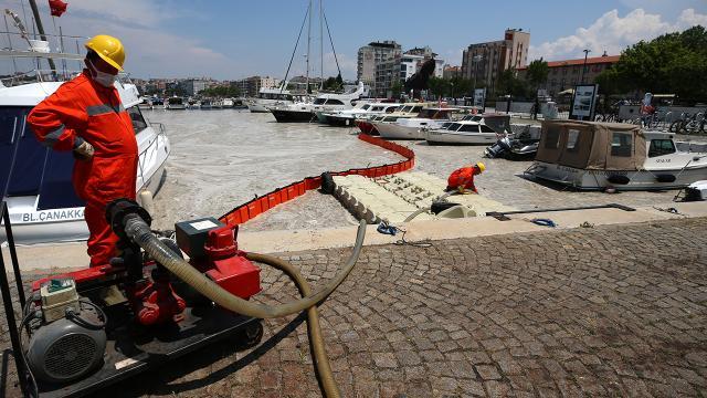 Türkiyenin en kapsamlı deniz temizliği seferberliği başladı