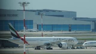 Emirates uçağı İstanbul'a acil iniş yaptı
