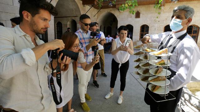Yurt dışından gelen sosyal medya fenomenleri Gaziantepi tanıtacak