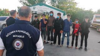 Osmaniye'de 8 Suriyeliyi alıkoydukları iddiasıyla yakalanan 4 zanlıdan 2'si tutuklandı