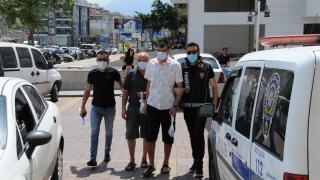 Alanya'da uyuşturucu operasyonu: 2 tutuklama