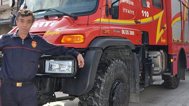 Yangına giden itfaiye aracı devrildi: 1 ölü, 2 yaralı