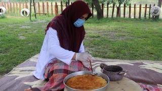 Erzincan'ın vazgeçilmez lezzeti kesme kadayıf tatlısı tescillendi