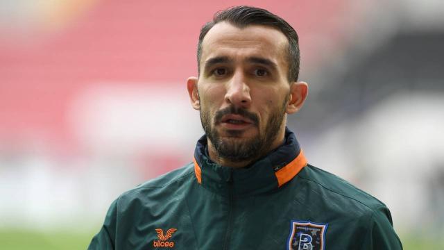 Mehmet Topal Beşiktaşta