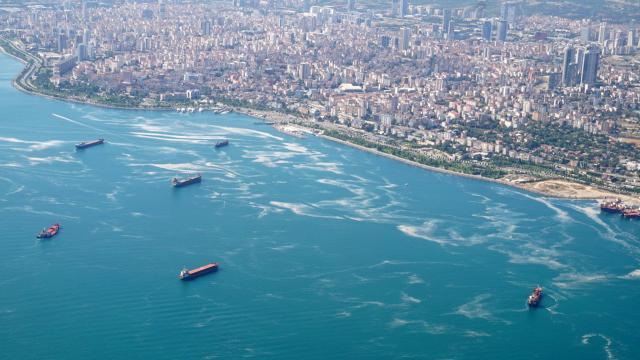 Deniz kirliliğiyle mücadelede biyolojik arıtma önemli rol oynuyor