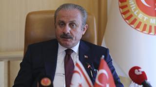 Mustafa Şentop: Kıbrıs Türk halkının menfaatlerini korumaya kararlıyız