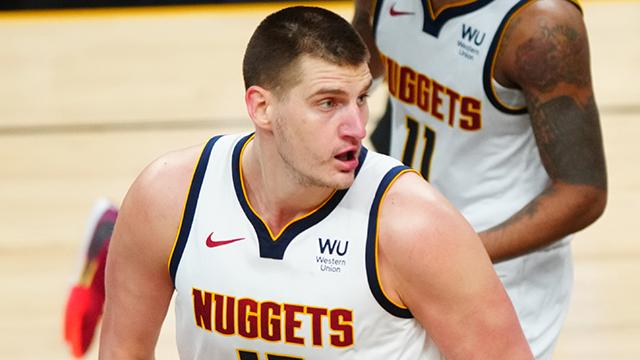 NBAin en değerli oyuncusu Nikola Jokic