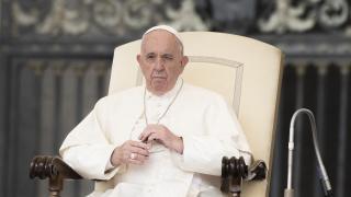 Papa'dan 'cinsel istismar' açıklaması