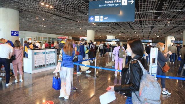 Rusyada turizm sektörü Türkiye ile uçuşların başlamasını istedi