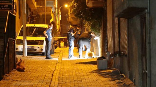 Polis ekibine ateş açıldı: 2 polis yaralı