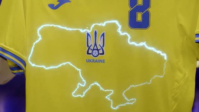 Ukraynanın EURO 2020 forması kriz yarattı