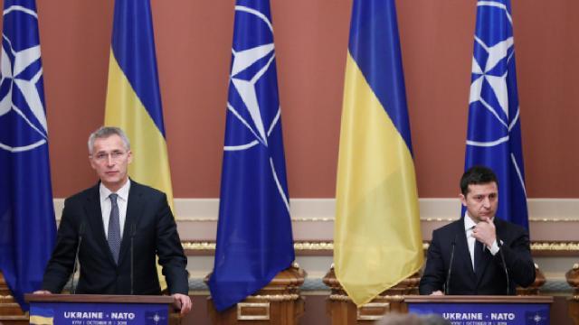 NATOdan Ukraynaya tam destek