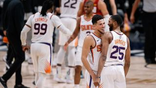 NBA'de Phoenix Suns 11 yıl sonra konferans finalinde