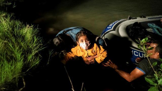 ABDnin Meksika sınırında 19 bin refakatsiz çocuk yakalandı
