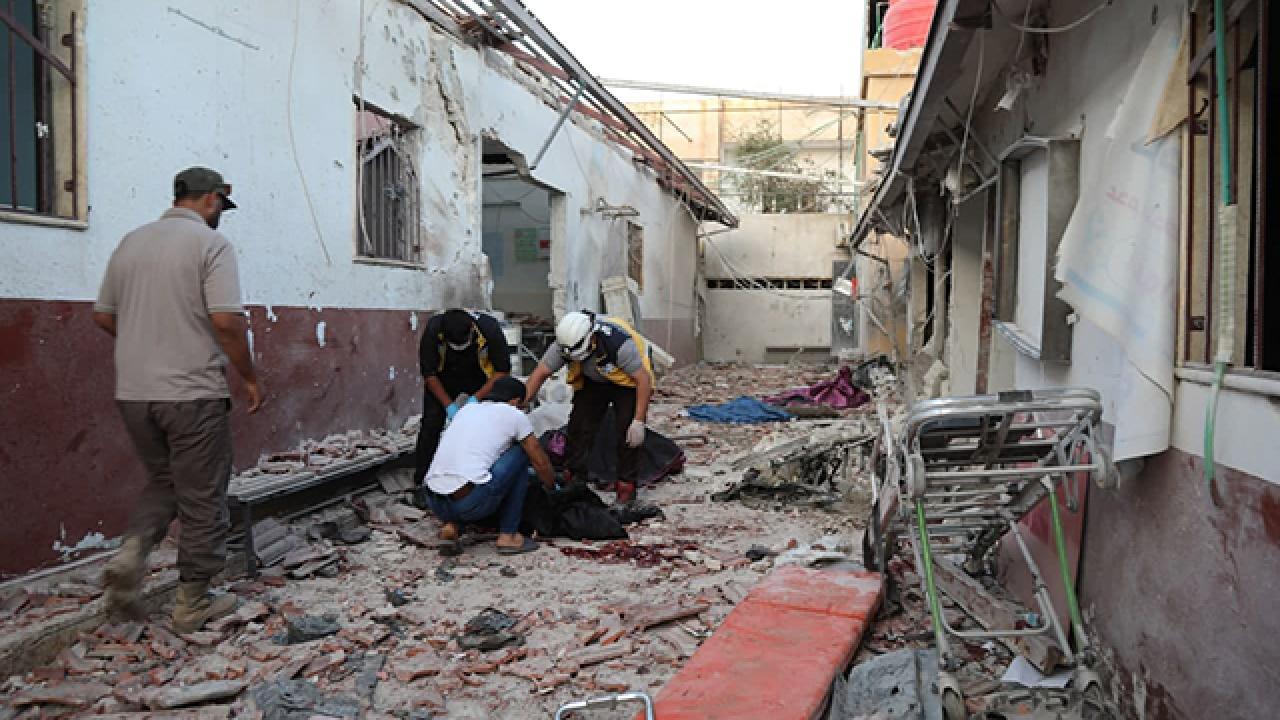 AB'den Afrin'deki saldırıya kınama