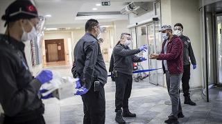 Aşılama programı genişliyor: Özel güvenlik sektörü çalışanları dahil edildi