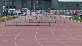 7 ülkeden 90'ın üzerinde atlet katıldı: Milliler ilk sırayı kaptırmadı