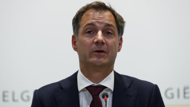 Belçika Başbakanı COVID-19 aşısı oldu