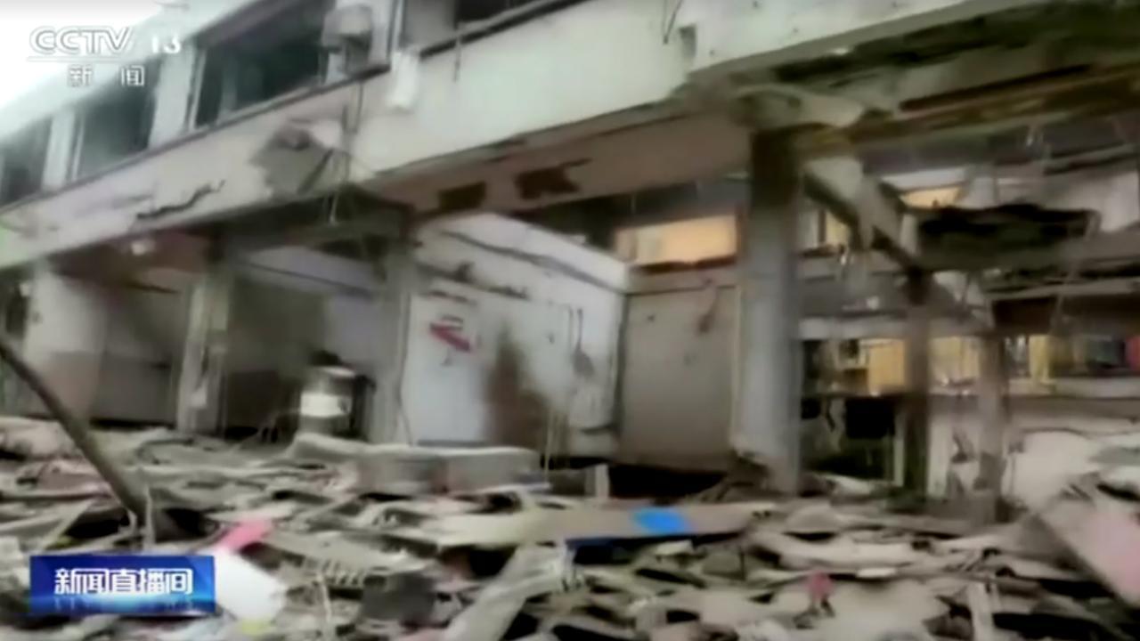 Çin'de doğal gaz patlaması: 12 ölü, 37 ağır yaralı