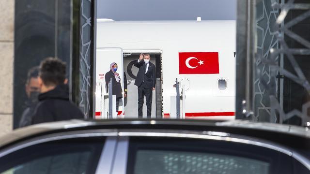 Cumhurbaşkanı Erdoğan yarın Brüksele gidiyor