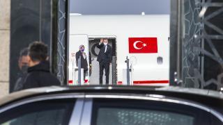 Cumhurbaşkanı Erdoğan yarın Brüksel'e gidiyor