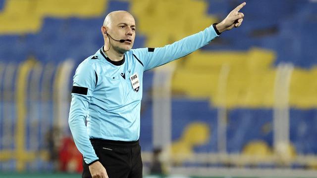 Cüneyt Çakır MacaristanPortekiz maçını yönetecek