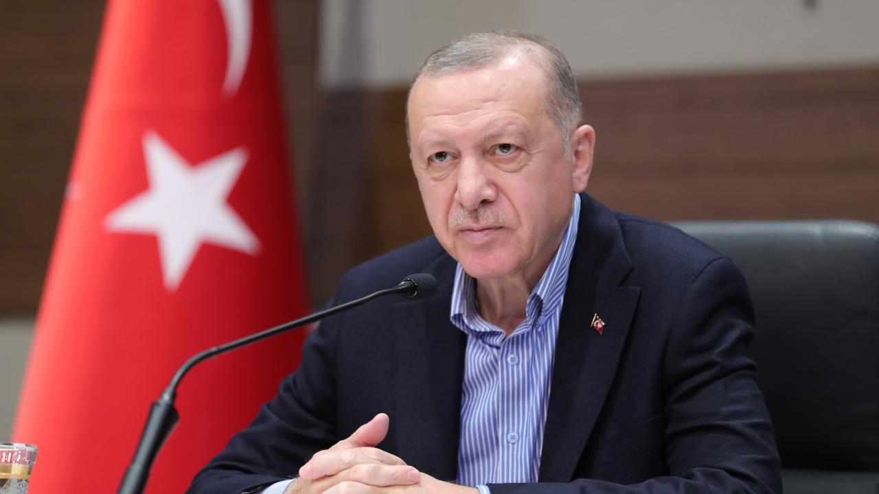 Erdoğan'dan NATO Zirvesi öncesi ikili temaslar