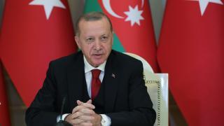 Cumhurbaşkanı Erdoğan: Dünya bilsin ki yarın da Azerbaycan'ın yanında yer alacağız