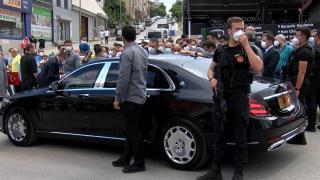 Üsküdarlılar, Cumhurbaşkanı Erdoğan'a teşekkür etti