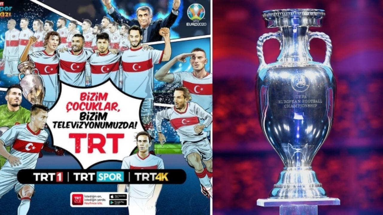Hangi maç saat kaçta: İşte EURO 2020 fikstürü