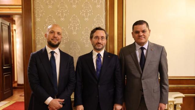 İletişim Başkanı Altun Libya ziyaretini değerlendirdi